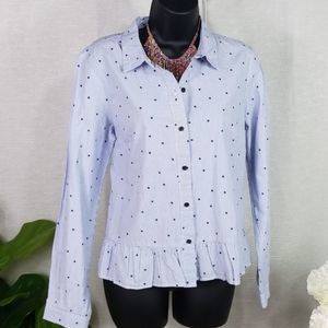 Tommy Hilfiger Iva button shirt, nwt